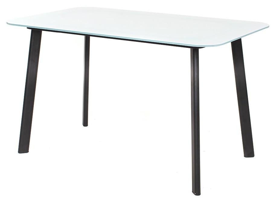 Обеденный стол Т-312 белый 130*80 см белый TM Vetro Mebel