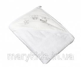 Дитячий рушник Рушник Tega Sowa SO-007 100x100 White