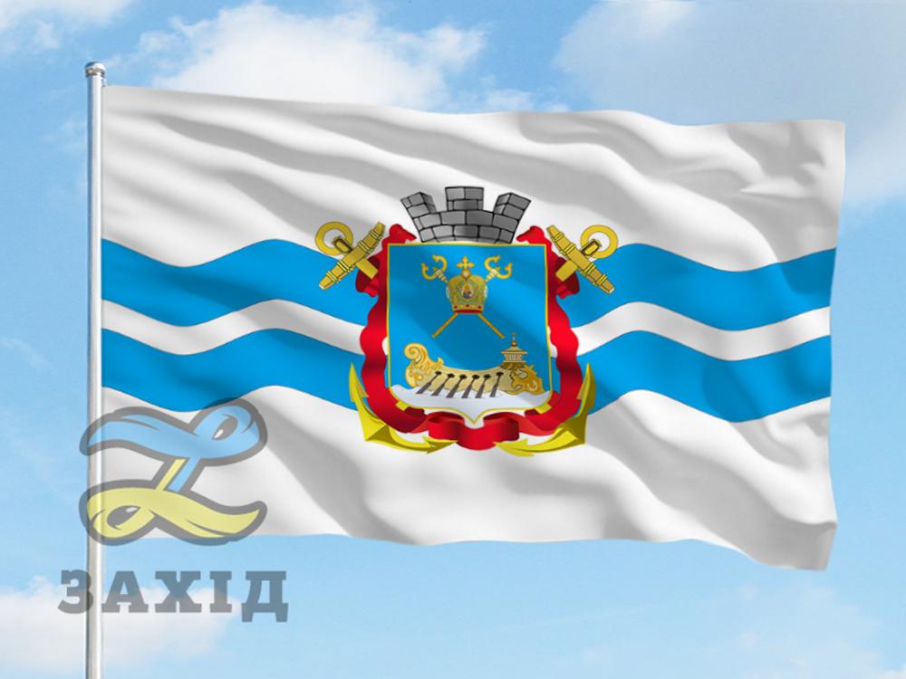 Флаг г. Николаев