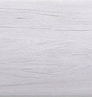 Панель пластиковая Laminat Decomax Дуб Портофино белый.6,00м*0,25м*8мм