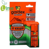 Концентрат для защиты от клещей, Gardex Extreme