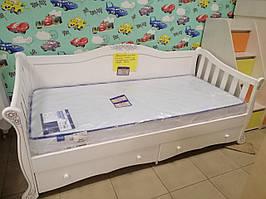 Экологическая детская кровать.