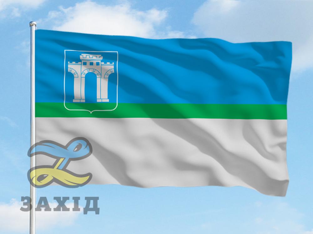 Флаг г. Ровно