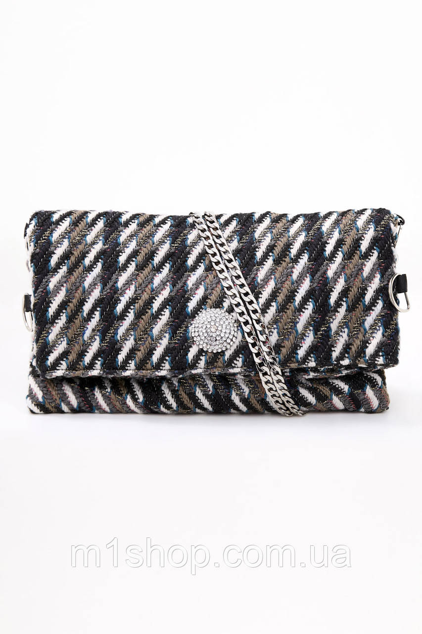 Женская сумочка из твида (3939-3958 svt)