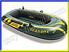 Лодка для двоих (весла и насос в комплекте)