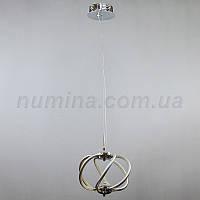Люстра подвесная LED на шесть ламп 54-MD8531/6CR