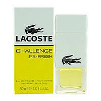 Lacoste Challenge Re/Fresh Туалетная вода 90 ml ( Лакост Челлендж Ре Фреш )