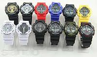 Часы Casio G- shock ga-100  все 12  цветов