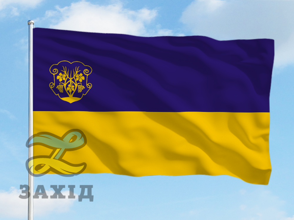 Флаг г. Ужгород