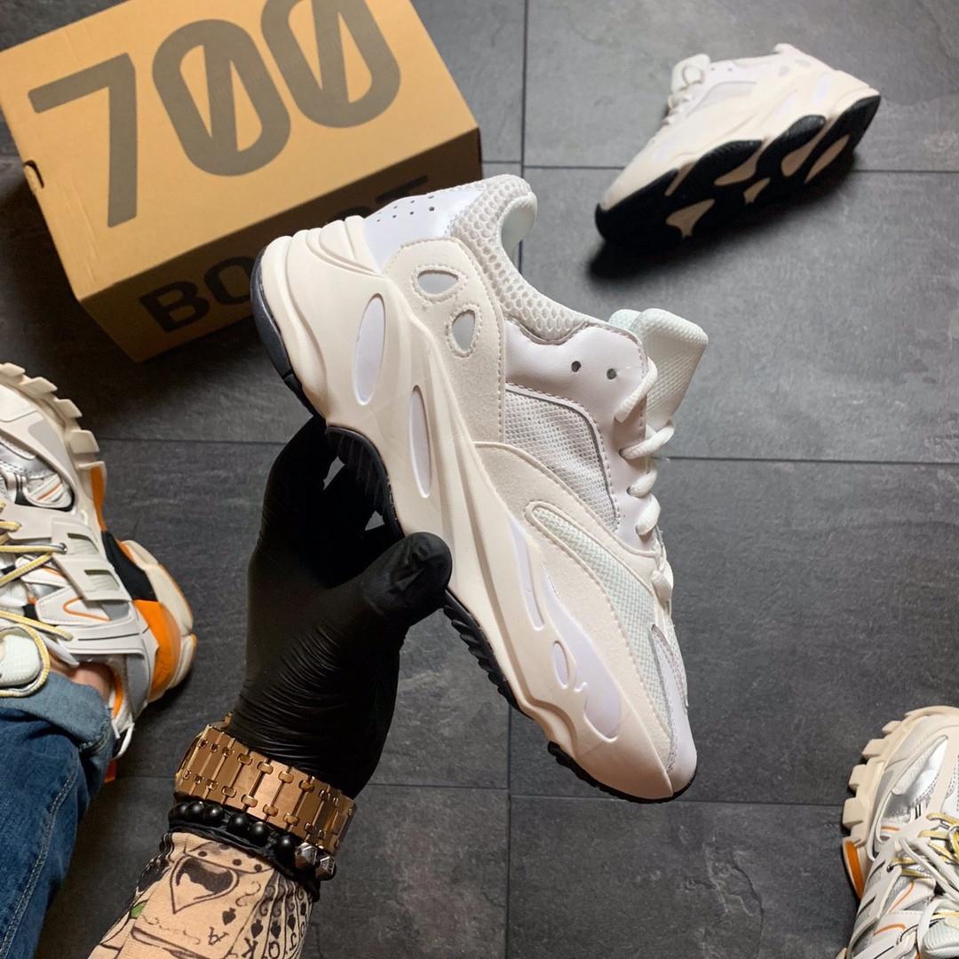 Кроссовки женские  Adidas Yeezy Boost 700 V2 White