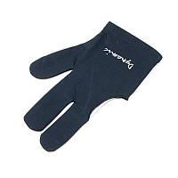 Перчатка для бильярда, черная Dynamic