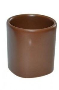 Подставка для зубочисток 6 см Табако керамика 24604