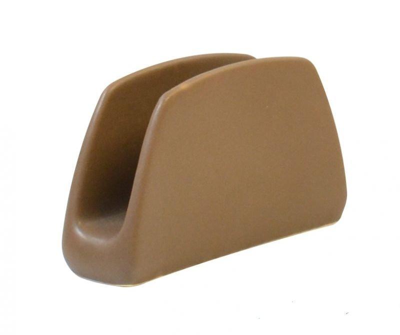 Підставка для серветок 14 см Теракота кераміка 24207