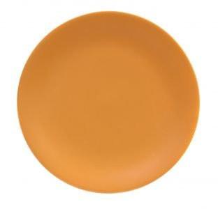 Тарелка 25см Теракота керамика 24217