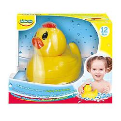 Игрушка для ванной Поющая утка-фонтан, 58048