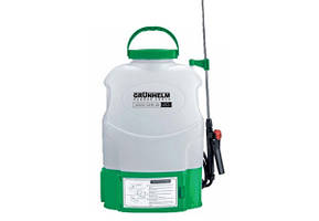 Обприскувач акумуляторний Grunhelm GHS-20, 20л