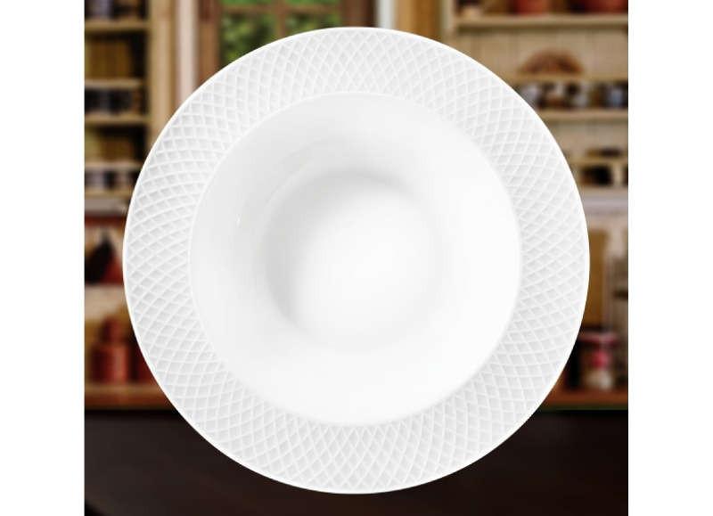 Набор тарелок 6 предметов Color Wilmax WL-880102-JV
