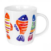 "Чашка ""Рибне місце-2"" 360 мл KERAMIA 21-272-075"