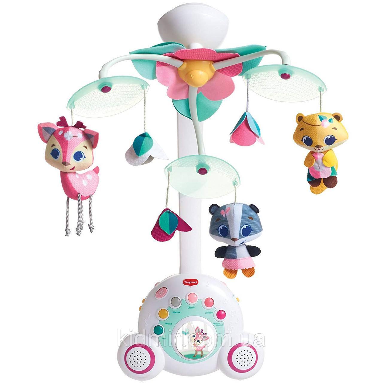 Мобиль музыкальный Маленькая Принцесса Tiny Love Princess