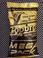 Дрожжи Турбо Coobra MEGA PACK Turbo Yeast 360г., фото 1