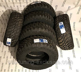 Tires for Mercedes G-class W463 6x6