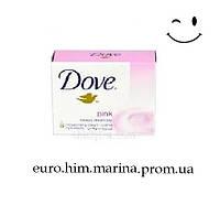"""Крем-мыло """"Dove"""" Pink, 100г"""