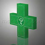 """Аптечний хрест 750х750 світлодіодний односторонній. Серія """"Bowl of Hygieia"""", фото 2"""