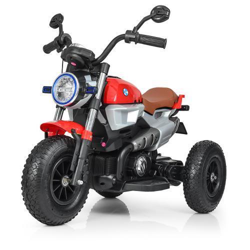 Детский мотоцикл  M 3687AL-3 красный