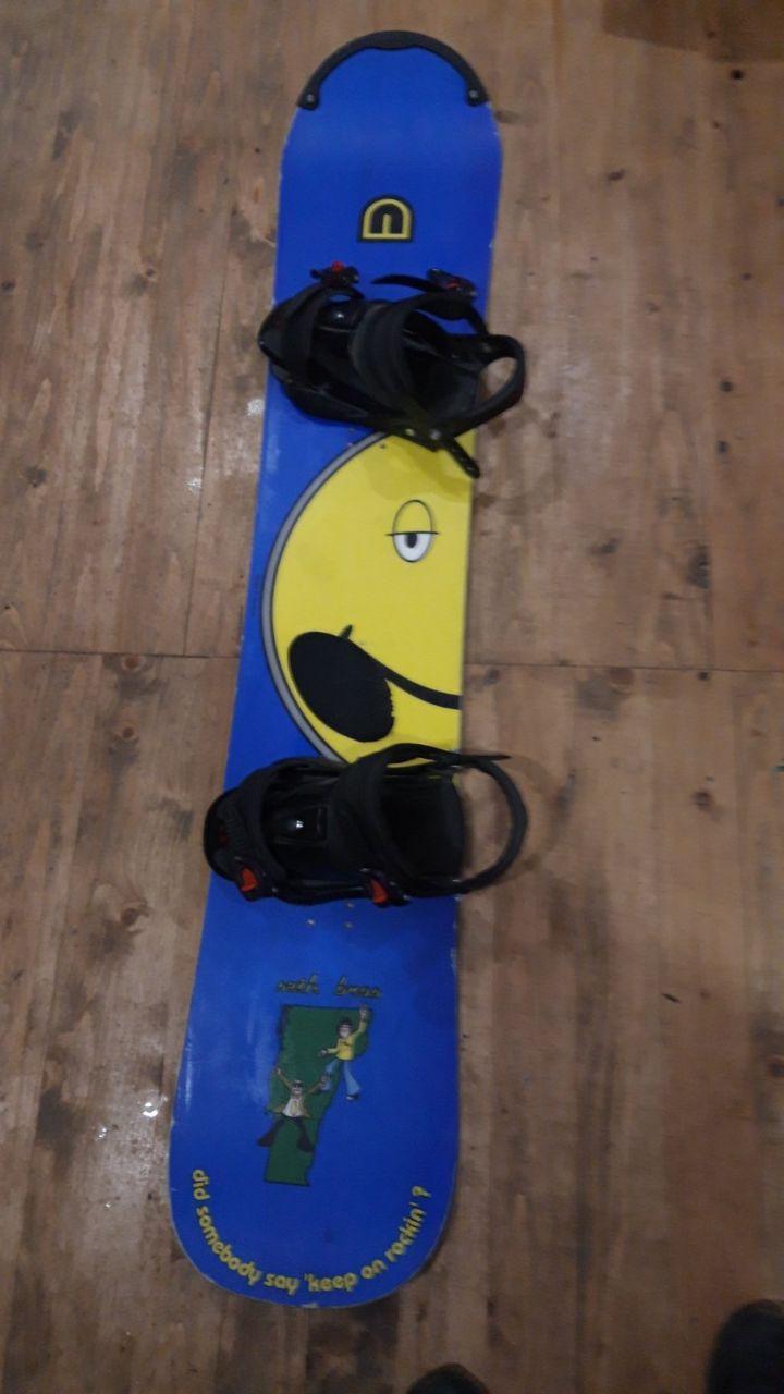 Б/У Сноуборд NITRO YES YES 152 см