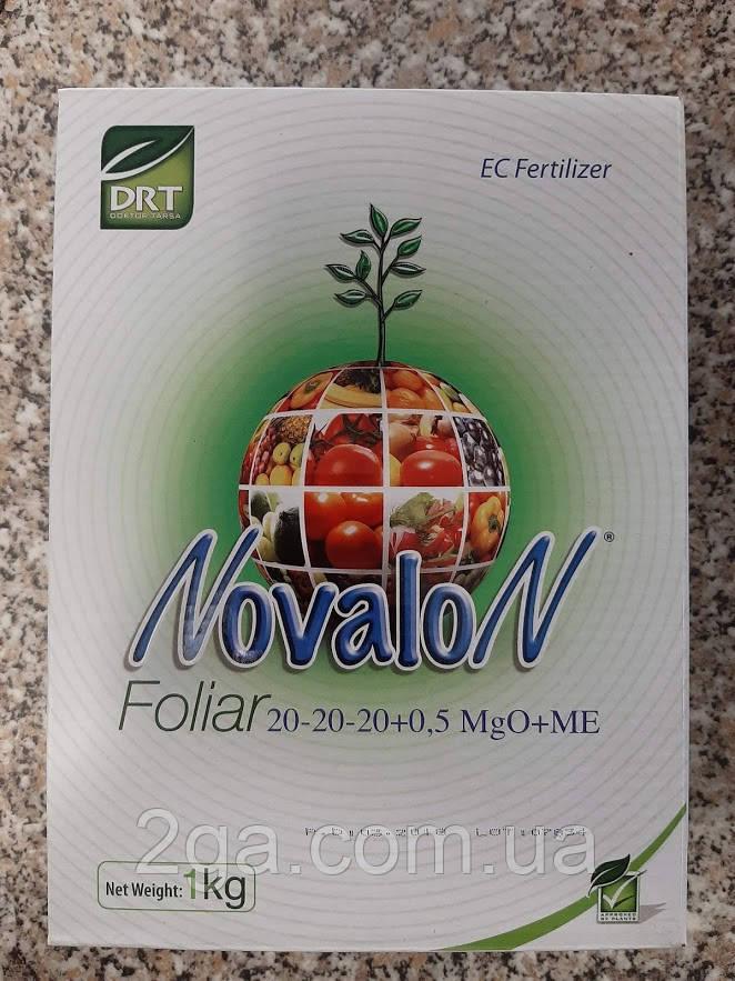 Новалон Фолиар 20.20.20+0.5 (1кг)