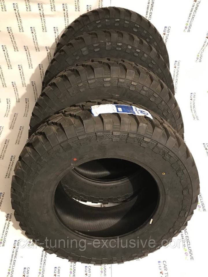 Tires for Mercedes G-class W463 4x42