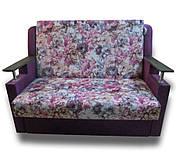 Диван - кровать Марта (Дейзи Фиолет) 130 Детский диван с нишей для белья, фото 2