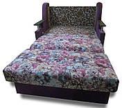 Диван - кровать Марта (Дейзи Фиолет) 130 Детский диван с нишей для белья, фото 3