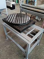 Эжекционный пескоструй (каретка, поворотный стол) 1200х1000х800 | Пескоструйная камера PsTech, фото 3