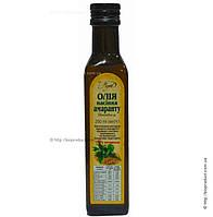 Олія насіння амаранту, 250 мл, скло темного кольору, металева пробка з дозатором