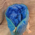 Плед мягкая игрушка 3 в 1  Поросенок сумочка  (11), фото 2