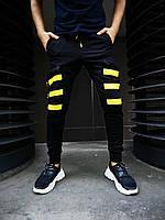 Мужские  штаны, джогеры мужские черные