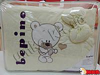 Детское постельное белье Bepino с вышивкой