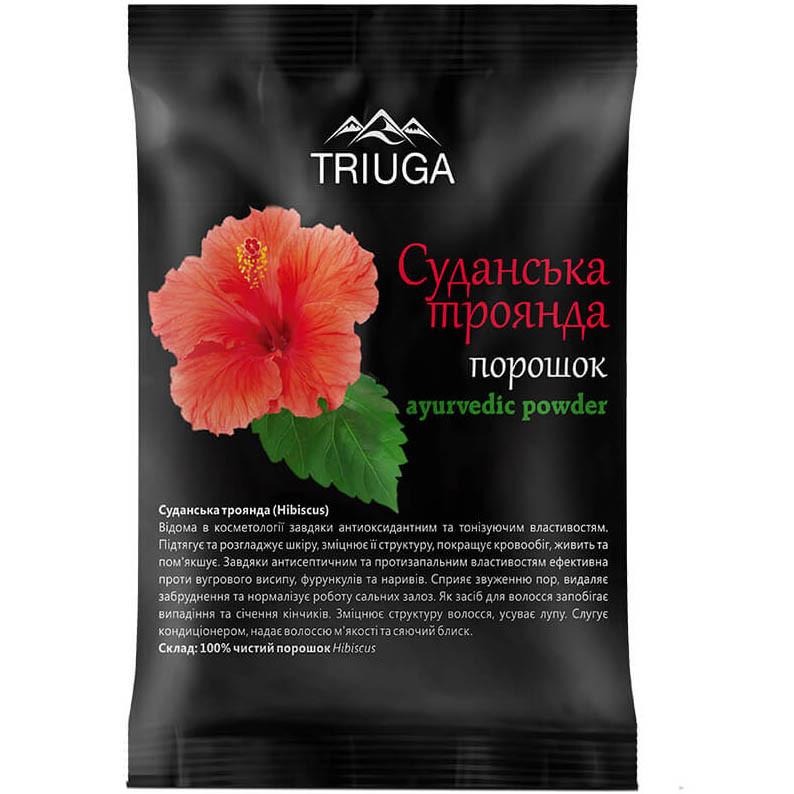 Порошок Triuga Суданська троянда аюрведичний 50 г