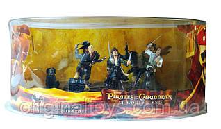 Игровой набор с фигурками Пираты Карибского моря: На краю света Pirates of the Caribbean Disney