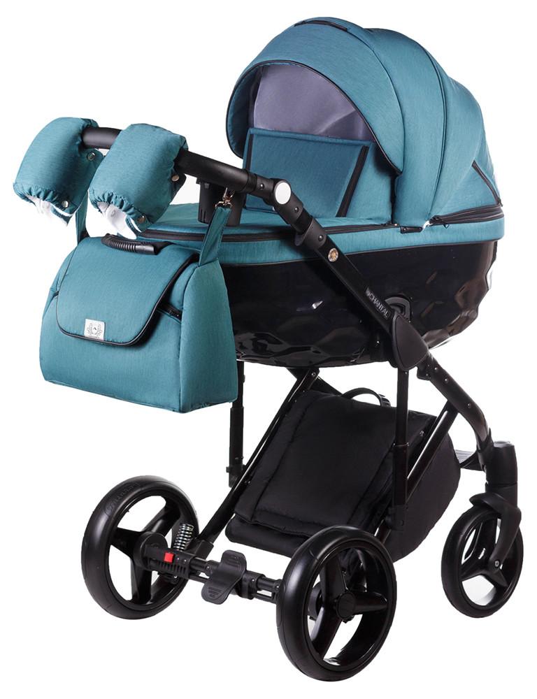 Коляска детская 2 в 1 Adamex Chantal C209