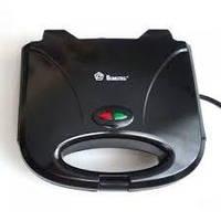 Электрогриль Domotec MS 7709 прижимной,контактний 750 Вт