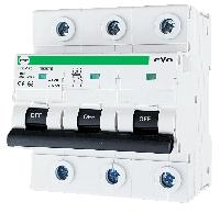 Автоматический выключатель АВ2000/3 C80 EVO PF