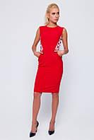 Платье женское 189-с02 (костюмная ткань)