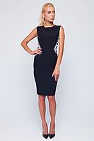 Платье женское 189-с03 (костюмная ткань)