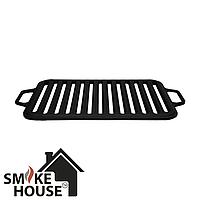 Решетка-гриль чугунная эмалированная Smoke House