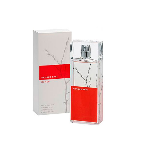 Armand Basi in Red Women туалетная вода женская 100 ml