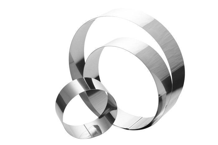 Набор форм круглых Кольцо Empire М-1190