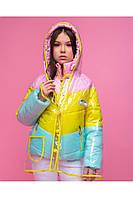 Весенняя детская куртка, фото 1