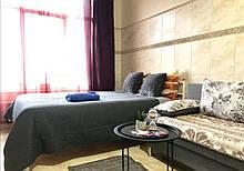 Уютная 1к квартира в новом доме, метро Печерск, от хозяин  Киев, Печерский